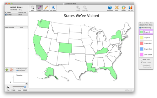 Us Geographic State Heat Map Excel Template Globalinterco - Us map with state codes